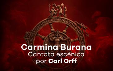 Experiencia VIP Carmina Burana