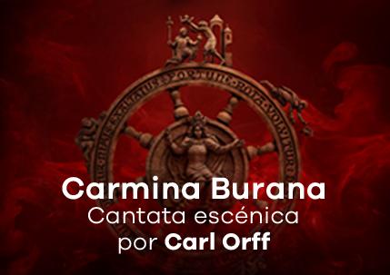 Carmina Burana Cantata escénica por Carl Orff