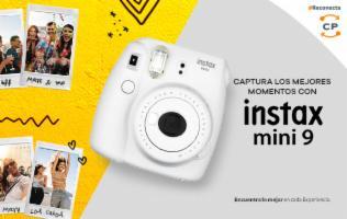 Conserva, reparte y regala los mejores momentos con la nueva Instax Mini 9.