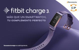 Deja que el smartwatch de Fitbit sea tu complemento perfecto.
