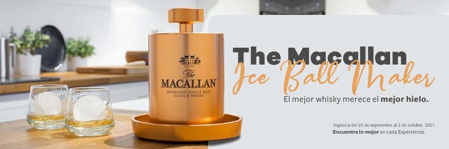 Ice Ball Maker de Macallan
