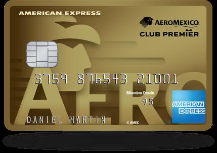 tarjeta american express aeroméxico gold