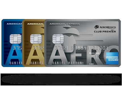 tarjetas american express aeroméxico